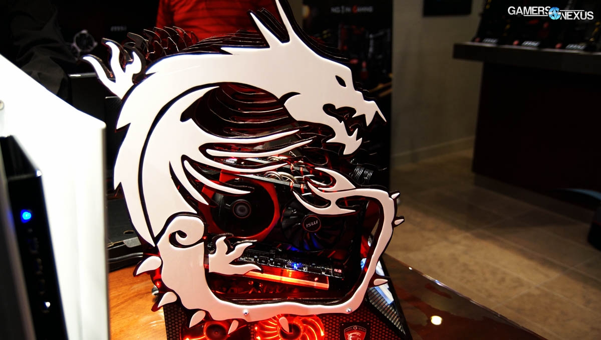 The Best Gaming PC Cases of CES - 2015 Case Round-Up ...