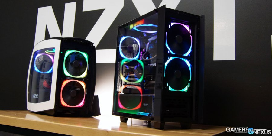 Best Rgb Fans Mousepads Lighting Kits Amp Sleeved Cables