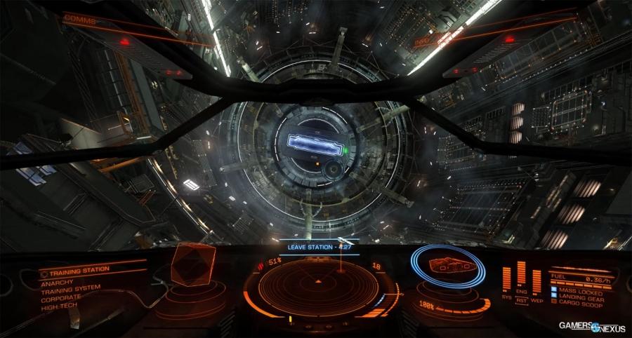 Elite: Dangerous GPU Benchmark – Extremely Optimized ...