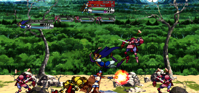 Guardian Heroes HD Review