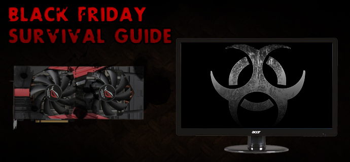 GN's Black Friday Survival Guide, 2011