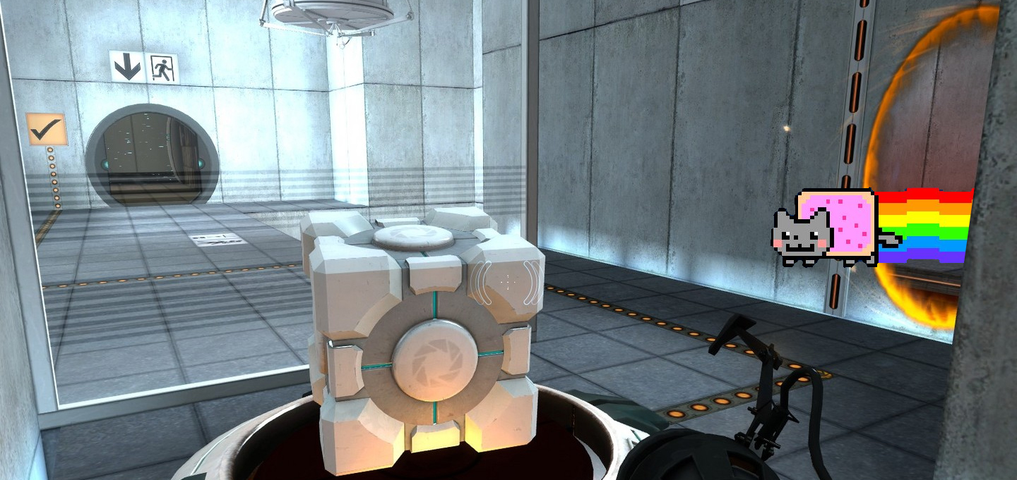 Valve Puts Portal in the Bargain Bin - Portal Now Free