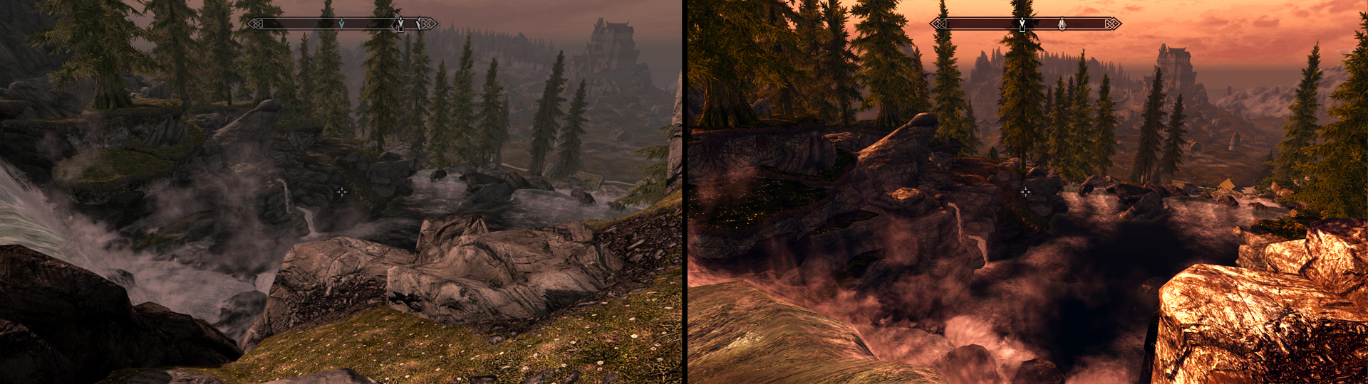 Best Skyrim Graphics Mods: Before and After | GamersNexus - Gaming