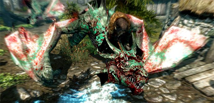 The Best Skyrim Graphics Overhaul Mods | GamersNexus - Gaming PC