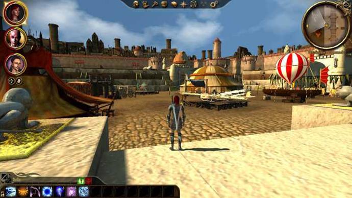 Baldur's Gate 2 Redux Mod has 100+ Levels on Dragon Age Engine
