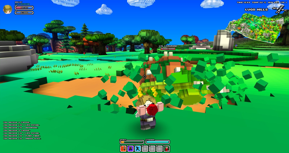 Everything we know about cube world so far gamersnexus gaming pc cube world 2 gumiabroncs Gallery