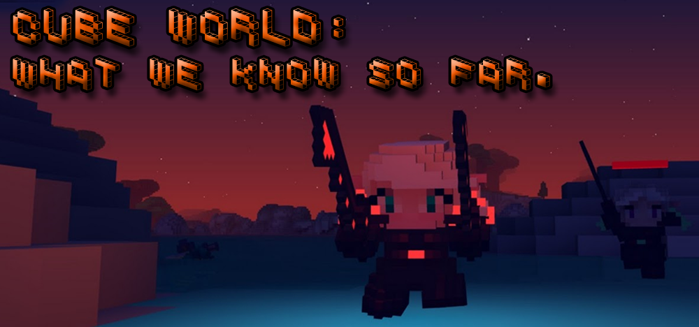 Everything we know about cube world so far gamersnexus gaming pc everything we know about cube world so far gumiabroncs Gallery