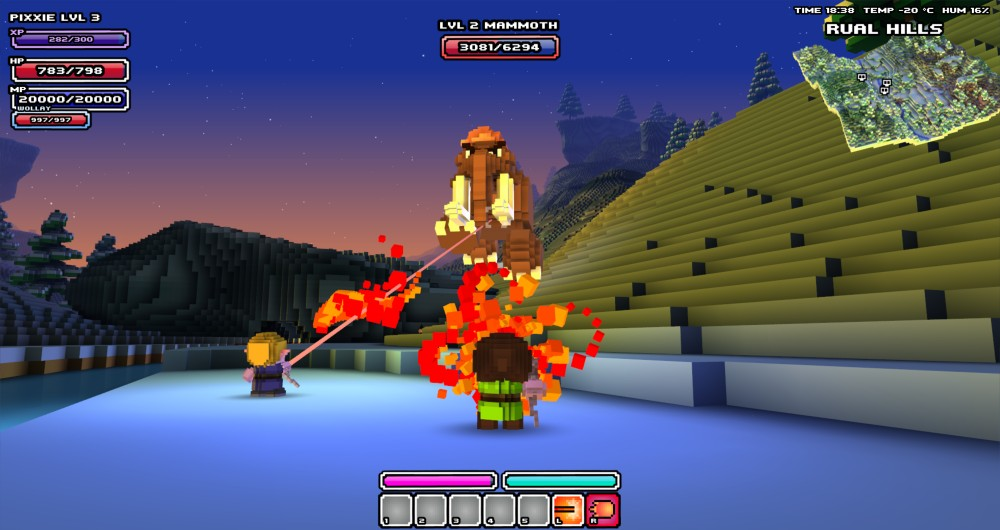 Everything we know about cube world so far gamersnexus gaming pc mage class gumiabroncs Gallery