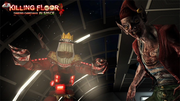 Killing Floor: Twisted Christmas In SPACE!