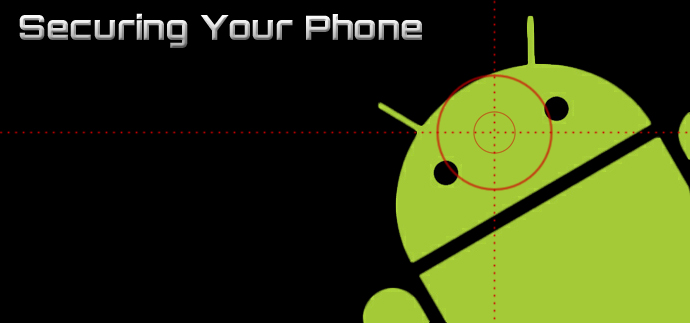 Securing and Finding Lost Android Phones