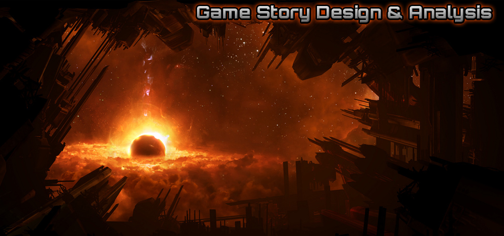 Game Story Design: Predicting a Game's Story Outcome