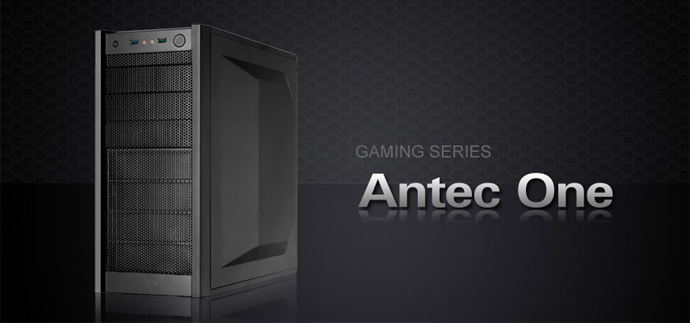 "Antec Launches Budget Case Dubbed the ""One"""
