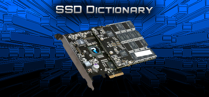 SSD Dictionary: Understanding SSD Specs - The Basics