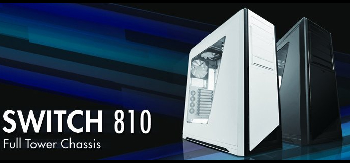 NZXT Switch 810 Case Released