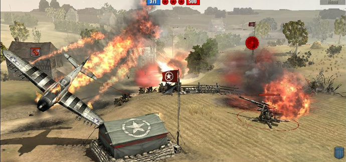 Clearing the Cobwebs: Company of Heroes Maps & Mods | GamersNexus