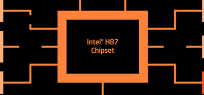 Intel Haswell Chipset Comparison: Z87 vs. H87, H81