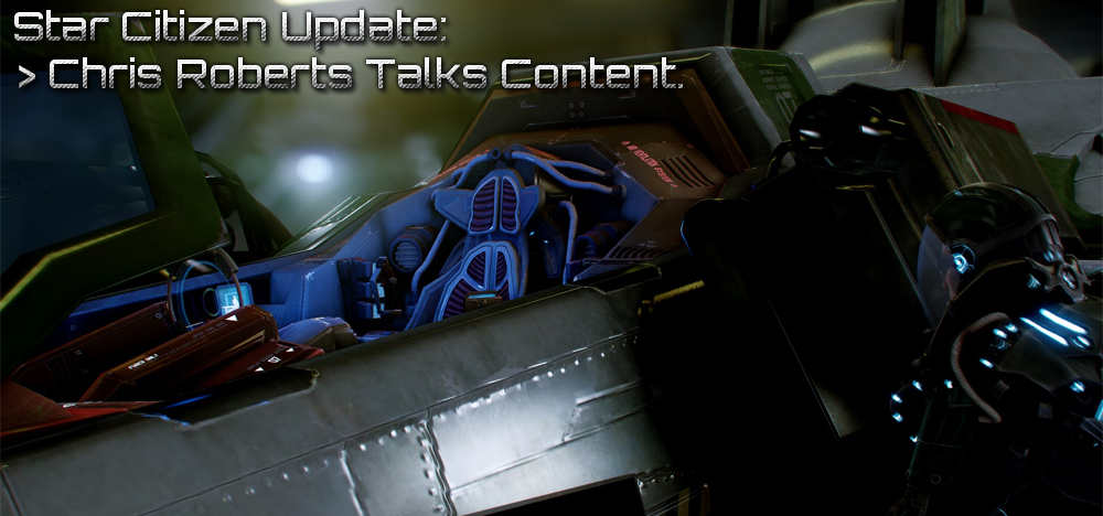 Chris Roberts Interview - Star Citizen Progress Update, PvP, Servers, and More