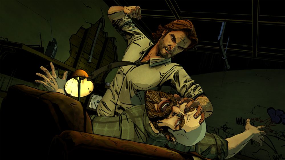 PAX: The Wolf Among Us Preview - Recreating Fables