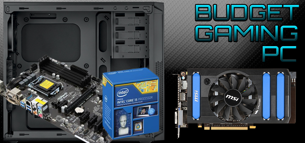 649 diy budget intel gaming pc june 2013
