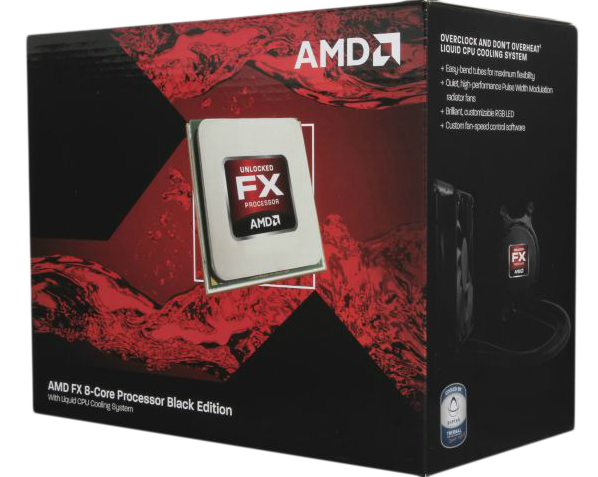 Amd S Fx 9590 Refresh A Disappointment Includes Aio Clc Gamersnexus Gaming Pc Builds Hardware Benchmarks