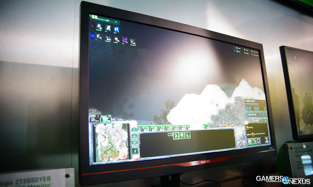 The Best G-Sync, 4K, & 1440P Monitors Round-Up - CES 2014