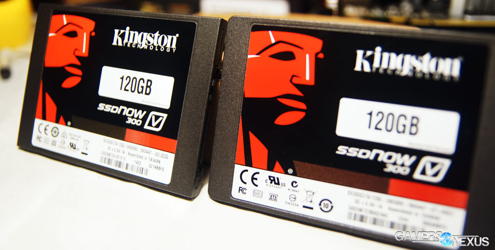Let's Settle This: Kingston V300 Asynchronous vs. Synchronous NAND Benchmark