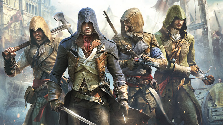 PAX Prime 2014: Assassin's Creed Unity Co-Op Hands-On Impressions