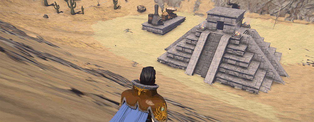 GDC 2014] EverQuest Next: Landmark – Water, Optimization