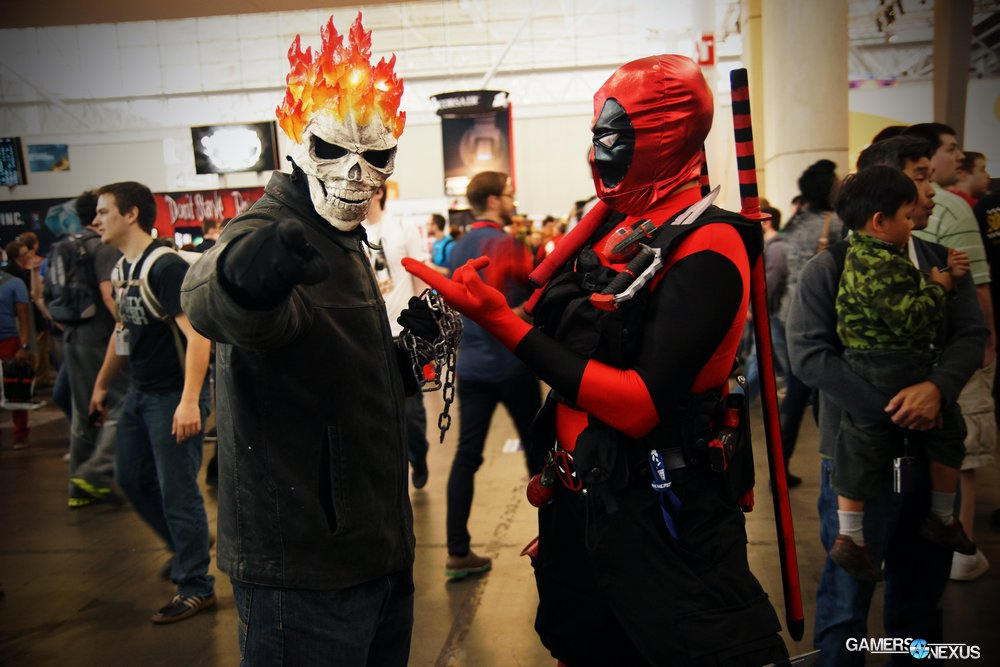 PAX East 2014 Cosplayer Gallery