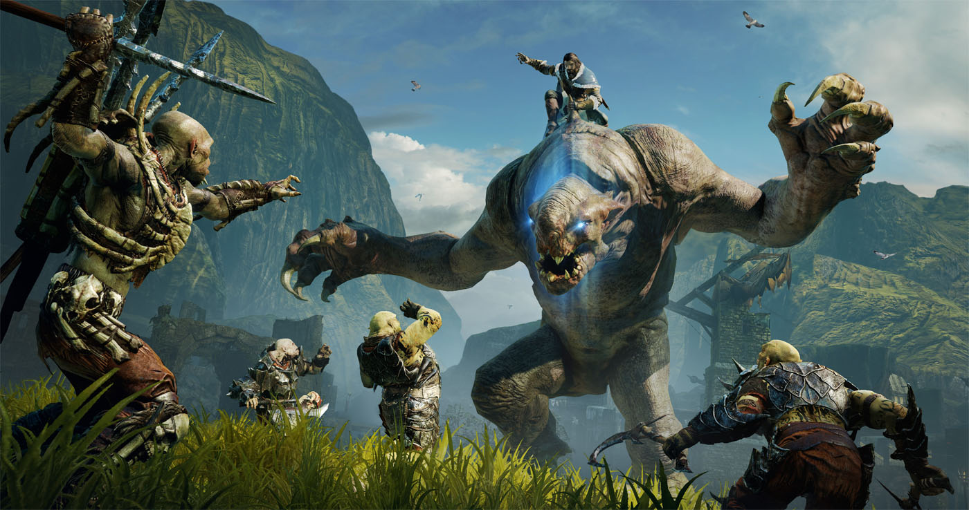 Shadow of Mordor Is Not a Lord of the Rings Game -- Review