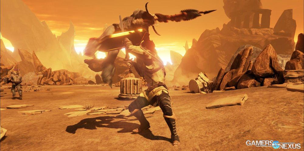 Skara - The Blade Remains Preview & Gameplay Video