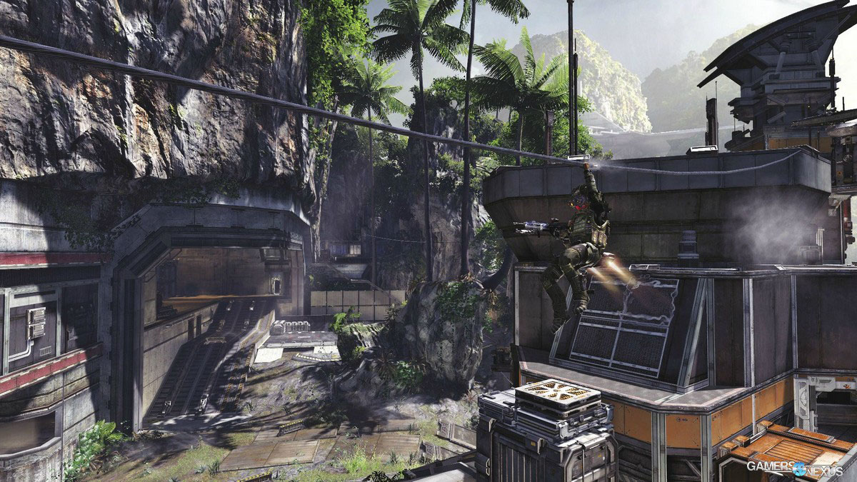 Titanfall Leaks Round-Up: Top-Down Maps, Zip Lines, & Pilot Hunter