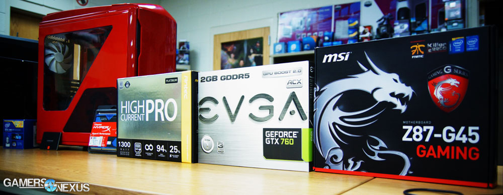 how to build a gaming computer diy gaming pc step by step tutorial
