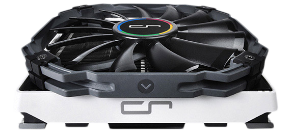CPU Cooler Newcomer Cryorig Announces C1 SFF Cooler Specs