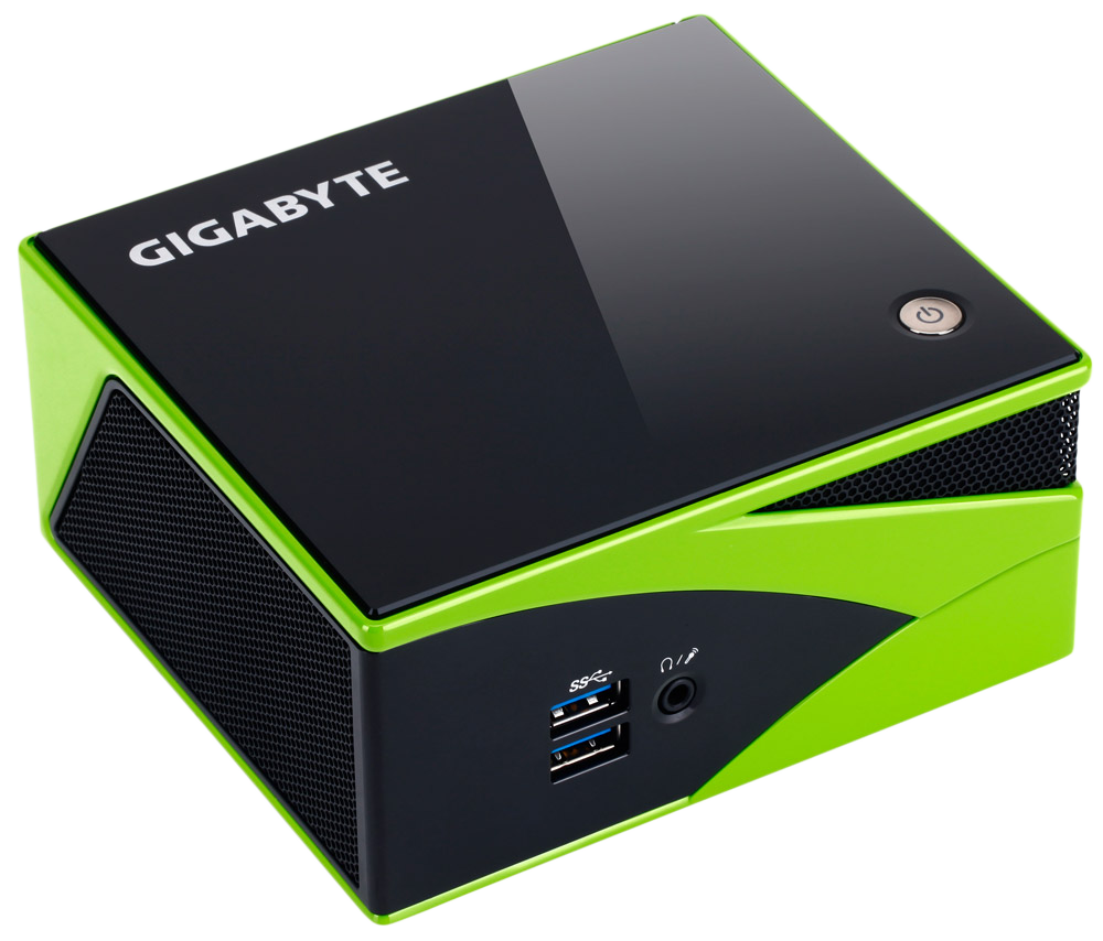 New Gaming Mini-PC: Gigabyte BRIX GB-BXi5G-760 SFF PC Specs