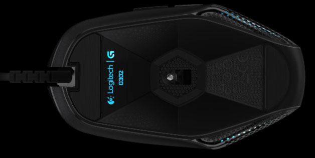 b8f8e2ca748 Logitech G302 Daedalus Prime MOBA Gaming Mouse Specs | GamersNexus ...