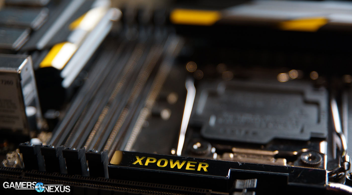 MSI X99S XPower Extreme Overclocking Board Hands-On, Specs, Overview