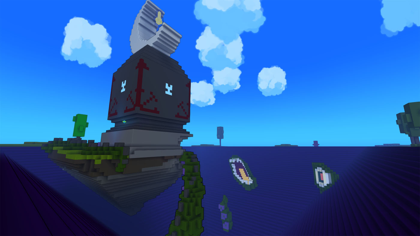 PAX 2014 Preview: Trove Voxel RPG Drives PvE Gameplay