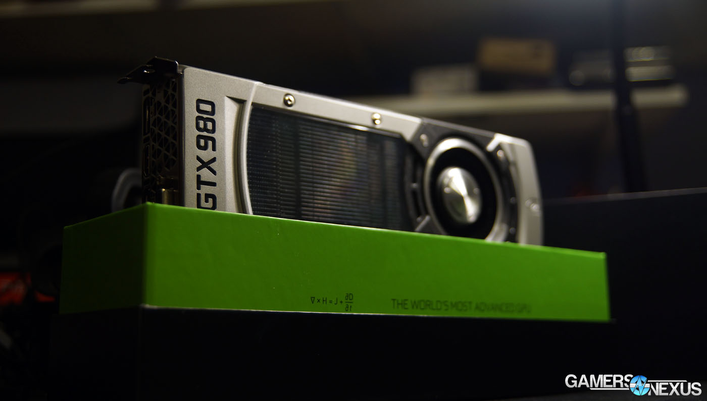 NVIDIA GeForce GTX 980 Maxwell GPU Benchmark vs. 780 Ti, Others & Architecture Drill-Down
