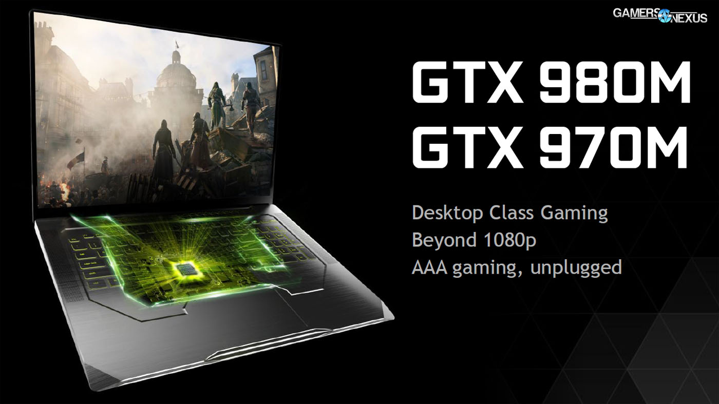 NVIDIA GTX 980M, 970M Laptop GPUs Detailed vs. GTX 680M