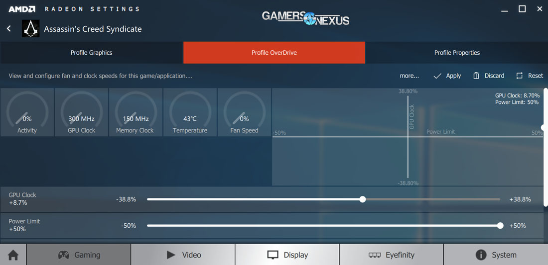 Review of AMD Radeon Settings – Crimson: Continued Improvement by