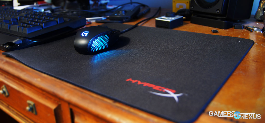 Hyperx Fury Pro Gaming Mouse Pad Review An Easy Buy