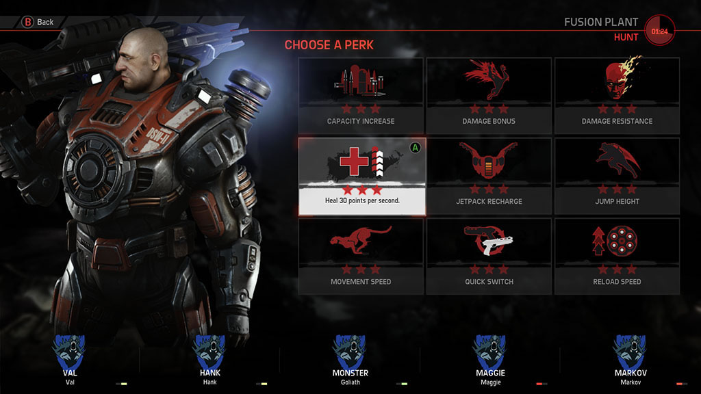 evolve alpha party matchmaking
