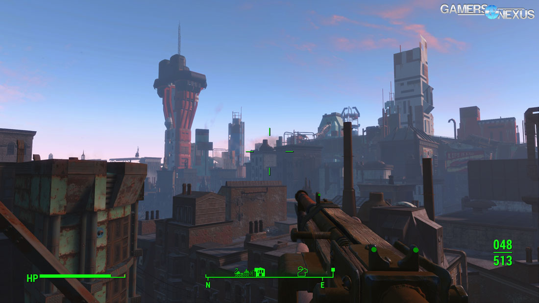 Fallout 4 Review - Strong Mechanics with Bethesda's Signature, Buggy