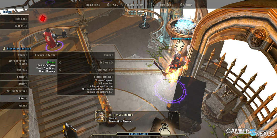 Tearing Down Sword Coast Legends' Muted DM Mode – Gameplay
