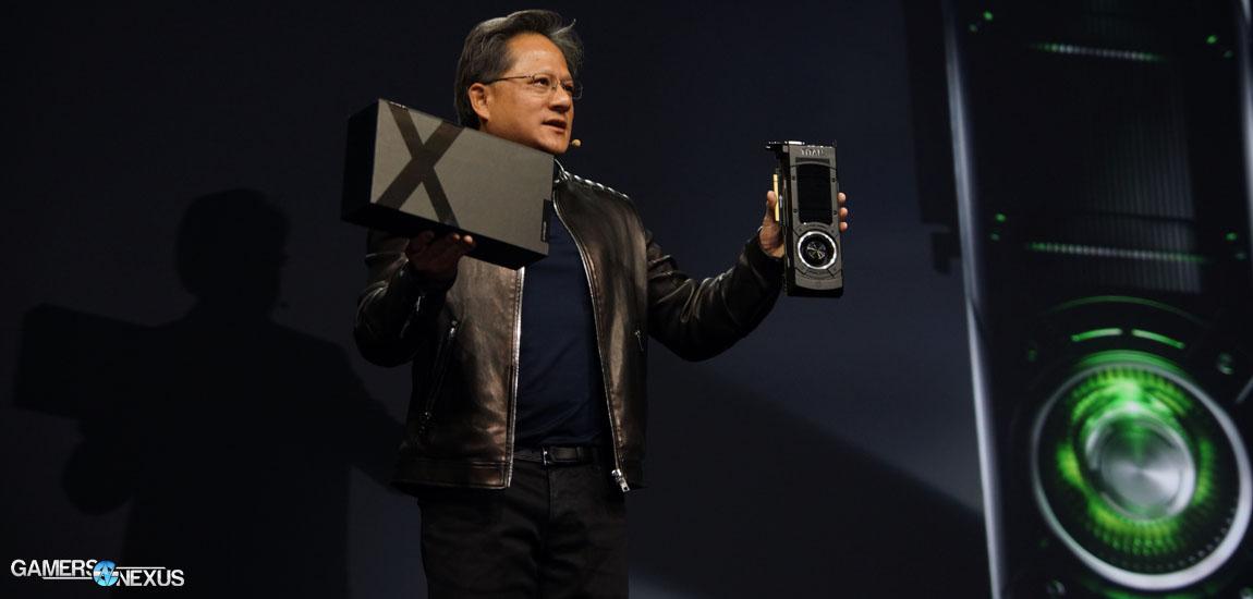 Official GTX Titan X Specs & $1000 Price Unveiled at GTC ...