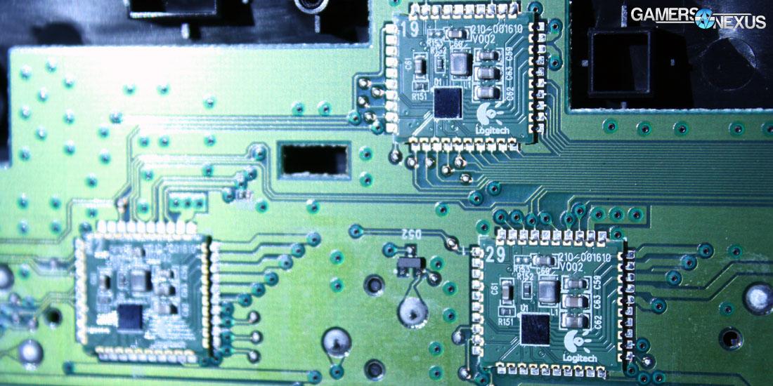 Logitech G410 Atlas Spectrum TKL Keyboard Review