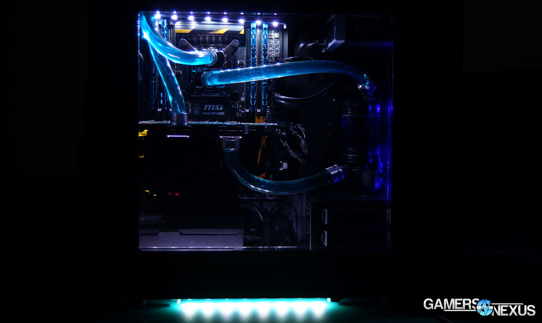 We asked iBUYPOWER whether the Smart Lighting would be available separately for system builders but were told not to expect it. As it stands now ...  sc 1 st  Gamers Nexus & Controllable RGB LED Case u0027Smart Lightingu0027 Announced by iBUYPOWER ...