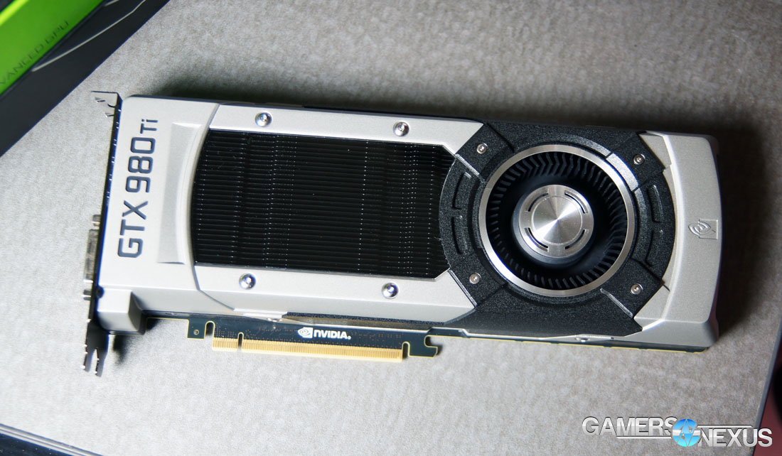 GTX 980 Ti PC Build for 1440p 'Ultra' Gaming at $1747 – June