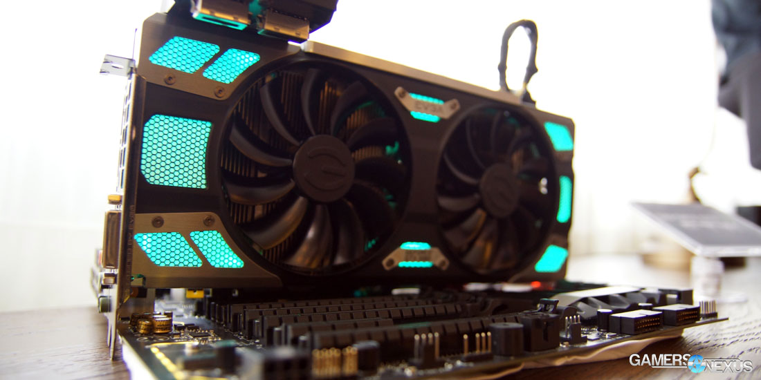 EVGA GTX 1080 Classified, Hybrid, FTW, & 1070 Hands-On